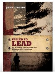 These devotions are written for smart, hard-working, no-nonsense workplace leaders who are looking for something solid to help improve leadership.  If you are eager to close the gap between the leader you are and the leader God created you to be, humble enough to recognize that you could use some help, and willing to try a proven approach, invest a few minutes each week with this book pondering the intersection of your life and leadership and God's Word. We think you'll be glad you did.