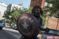 Bucky Barnes, a.k.a. the Winter Soldier.