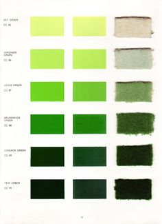Dictionary of Colours for Interior Decoration. A great resource for decorators and students of colour -    http://patrickbaty.co.uk/?p=10284