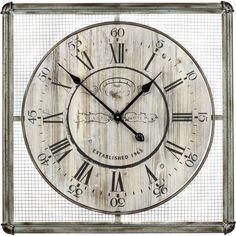 Bartow Wall Clock