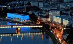Linz: Die Donau ist das Motto des Kulturjahres 2014. http://www.travelbusiness.at/reisetipps/linz-donau-motto-kulturjahr-2014-oberoesterreich-lentos-ars-electronica-eu-donauraum/0014477/