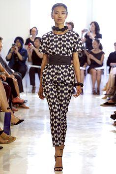 Sfilata Josie Natori New York - Collezioni Primavera Estate 2014 - Vogue