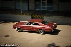 US-Car Meeting in Sulgen, Switzerland, june 2009  1966/1967 Dodge Charger
