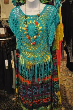 Crochet Tops $32.97
