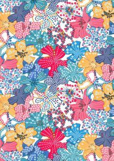 mauvey g | liberty fabric | the strawberry thief