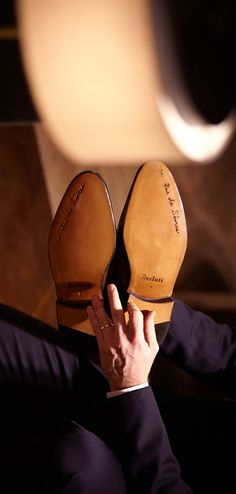 Sole to Soul.......Perfection is the name called - BERLUTI