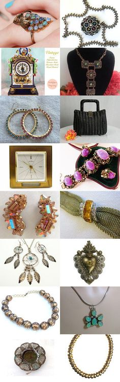 Vintage Vogue October Finds! by Suzanne Sachs on Etsy--Pinned+with+TreasuryPin.com