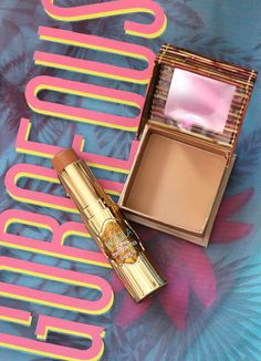 nice Two New Ways to Hoola! Benefit Hoola Lite Bronzing Powder and Hoola Quickie Contour Stick