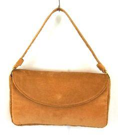 Victorias Secret Camel Brown Handbag Purse Shoulder Bag Small S #VictoriasSecret #ShoulderBag
