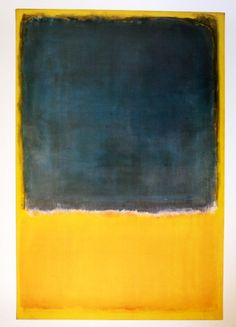 The Antelucan Hourglass - Mark Rothko Untitled, 1950 Mark Rothko, Rothko Art, Tachisme, Abstract Painters, Abstract Art, Modern Art, Contemporary Art, Colour Field, Art Walk