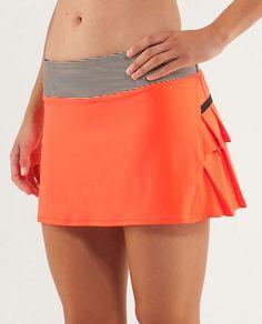 run: pace setter skirt (regular) | women's shorts and skirts | lululemon athletica