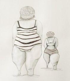 Illustrationer af Louise slaaby