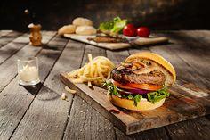 Food, Burger, Fast Food, Food Photo, Restaurant, Restaurants, RestaVista, www.restavista.com Chef, Kitchen