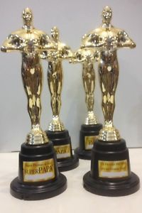 Trofeo premio oscar PAPA' idea regalo varie scritte  | eBay