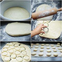 Dutch Recipes, Baking Recipes, Sweet Recipes, Baked Donut Recipes, Baked Donuts, Mini Donuts, Cakepops, Yeast Donuts, Ramadan
