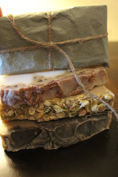 6 months worth of organic soaps delivered to your front door for $35.00. Can't beat that!