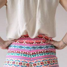 Coudre un short: les + beaux patrons de couture et DIY! - Marie Claire Idées