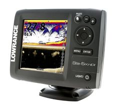 Lowrance 000-11144-001 Elite-5X HDI Fishfinder with 50/200-455/800 KHz Transducer >>> Find out more about the great product at the image link.