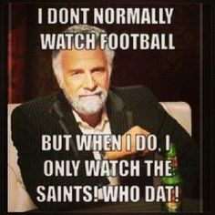 Because it is the only football that counts....