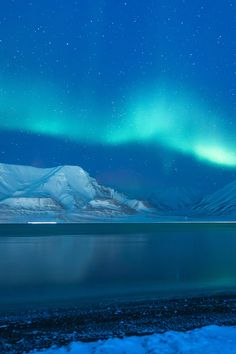 The Northern Lights in Svalbard, Norway. Winter here sees 24 hour darkness. Click pin through to post for more photos. Tromso, Polo Norte, Northern Lights Trips, See The Northern Lights, Tokyo Tower, Alaska Travel, Travel Usa, Aurora Borealis, Oslo