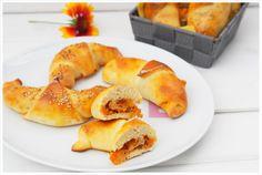 Diese Pizza-Hörnchen sind das optimale herzhafte Fingerfood: schnell gemacht, irre lecker und auch noch am nächsten Tag frisch.