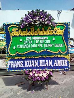 Bunga papan ( Stik werk )