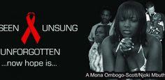 UNSEEN, UNSUNG, UNFORGOTTEN BY MONA OMBOGO-SCOTT
