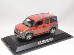 HDC HONDA ELEMENT ORANGE METALLIC SA187 1/43 by EBBRO #Ebbro #Honda