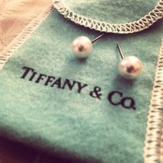 tiffany pearls = heaven