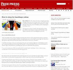 Online Coverage - Freepressjournal