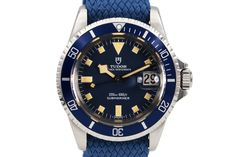 1969 Tudor Submariner 7021/0 Blue Snowflake photo, #0