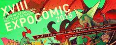 Kagi Nippon He ~ Anime Nippon-Jin: Expocómic 2015 - Madrid, España, 11 al 13 de Dicie...