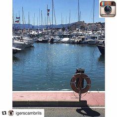 Avui han destacat una de les meves fotografies, deixo #Repost de la menció de la ma d' @igerscambrils M⭕️LTES GRÀCIES🖍  with @repostapp ・・・ @igerscambrils destaca la foto de: copyright: @remeicambrils . Etiqueteu les vostres fotos de Cambrils amb: 〰 #igerscambrils 〰 . @igerscambrils col.labora amb @costadauradatur #CostaDaurada i amb @cambrilsturisme #CambrilsTurisme. . Per les fotos de Cambrils et recomanem també l'etiqueta #igersCampdeTGN dels companys de @igerstgn