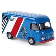 "Saviem SG2 fourgon ""Alpine Renault Assistance course"""