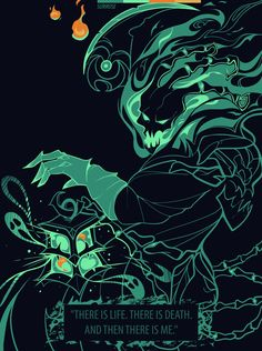 Thresh, Anastasia Aleshkina - League of Legends Lol League Of Legends, League Of Legends Support, League Of Legends Characters, League Of Legends Wallpaper, Legend Drawing, Character Art, Character Design, Baron Samedi, Arte Horror