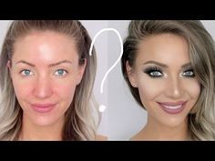 Makeup or Magic? 50 Second Makeup Transformation! | Stephanie Lange - YouTube
