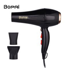 Professional Hair Dryer With Nozzle, Super Power Hair , Salon Styling Tools Hair Drier , Hot Cold Air Speed , Adjust Hair Blower. Professional Hair Dryer, Professional Hairstyles, Blow Dry Salon, Hair Blower, Make Hair Grow, Love Your Skin, Moisturize Hair, Fun Shots, Styling Tools