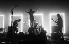 the 1975, Just started listening to their songs. Idk how but I already love themm <3