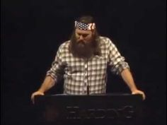 Duck Dynasty's Willie Robertson talks about his faith in Jesus... SO excited God is breaking in to arena's Christians haven't had access to.. PRAY GOD KEEPS OPENING DOORS IN HOLLYWOOD, the arts & film industry, etc.