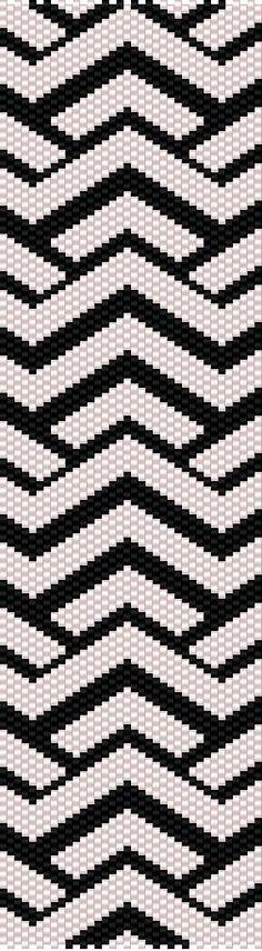 Peyote Beading, Beaded Bracelet Patterns, Peyote Patterns, Beading Patterns, Beaded Bracelets, Triangles, Animal Print Rug, Etsy Store, Bracelet Patterns