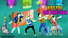 Kiss You by One Direction will be on Just Dance 2014!