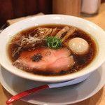 Japanese Soba Noodles 蔦 (ジャパニーズソバヌードル ツタ) - 巣鴨/ラーメン [食べログ]