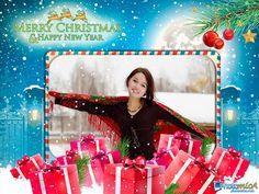 Merry Xmas Postcards http://photomica.com/cards/Merry_Xmas_Postcards.php
