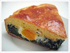 Torta Pasqualina // forchettina