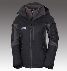 The North Face Gore Tex Pro Shell Jackets Black