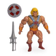 Nouveaux Maîtres de l/'univers Ultimate HE-MAN 2.0 FILMATION Super 7 Club Grayskull