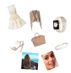 """Untitled #29"" by reagan-critchfield on Polyvore featuring Elie Saab, Charlotte Russe, Glamorous, Givenchy and Humble Chic"