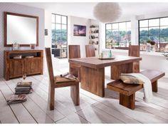 Tisch Esstisch massiv Palisander lackiert 200/100cm NEU in Nordrhein-Westfalen - Rietberg | Esstisch gebraucht kaufen | eBay Kleinanzeigen
