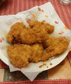 Chicken cutlet recipe panko