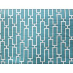 """Westfield Turquoise  FABRIC WIDTH: 64"""" W  HORIZONTAL REPEAT: 7""""  VERTICAL REPEAT: 7 1/8""""  $20/yd from Rodeo Home"""